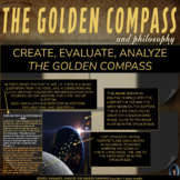 END OF NOVEL PROJECT THE GOLDEN COMPASS   CREATE, EVALUATE, ANALYZE