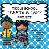 CREATE YOUR DREAM WINTER CAMP PROJECT