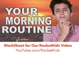 CREATE YOUR MORNING ROUTINE