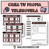 CREA TU PROPIA TELENOVELA- CREATE YOUR OWN SPANISH SOAP OPERA