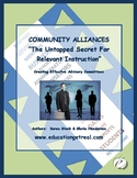 "COMMUNITY ALLIANCES - ""Creating Effective Advisory Committees"""