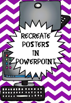 CREATING POSTER IN POWERPOINT