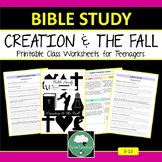 CREATION Bible Study for Teenagers Creation and the Fall g