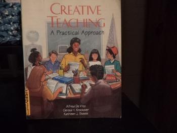 CREATIVE TEACHING    0-06-500320-9