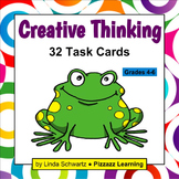 CREATIVE THINKING Task Cards