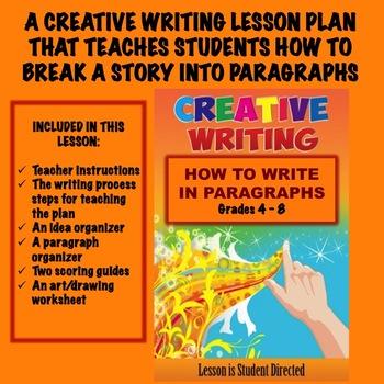 paragraph writing lesson plans 6th grade