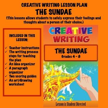 Creative Writing Lesson Plan - THE SUNDAE