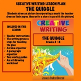 Creative Writing Lesson Plan - THE QUIGGLE