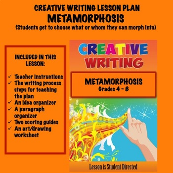Creative Writing Lesson Plan - METAMORPHOSIS