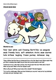 CREATIVE WRITING: POLAR BEAR RIDE