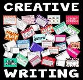 CREATIVE WRITING RESOURCES K2 ENGLISH LITERACY STORY KEY STAGE 2