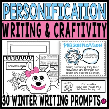 WINTER CREATIVE WRITING in ELA SCIENCE and SOCIAL STUDIES