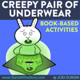 CREEPY PAIR OF UNDERWEAR Activities and Read Aloud Lessons for Digital Learning
