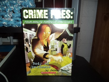 CRIME FILES; MYSTERIES ISBN 0-439-85551-9
