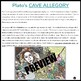 CRITICAL THINKING ACTIVITIES VISUAL NOTETAKING (THE CAVE ALLEGORY)