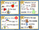 FOREST ANIMALS: Forest Activities, Math & Literacy Centers, HOTS, Task Cards
