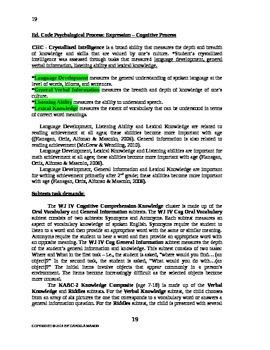 CROSS BATTERY ASSESSMENT XBA REPORT TEMPLATE EDITABLE   TpT