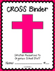 CROSS Binder {Student Organization Folder}