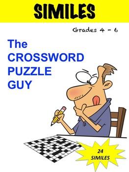 SIMILES CROSSWORD PUZZLE