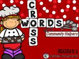 Crosswords with Community Helpers