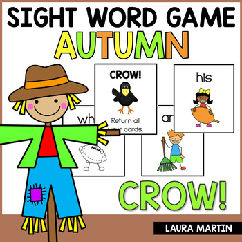 Sight Word Games-Fall