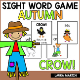 Fall Sight Word Game
