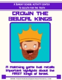 """CROWN THE KINGS!"" (of the Old Testament)"