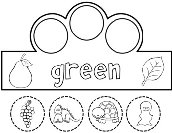 CROWNS BUNDLE:  Alphabet, Colors, Shapes, and Numbers