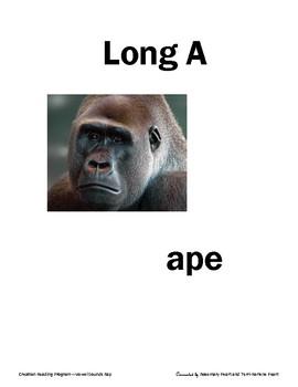 CRP - Long and Short Vowel Sounds