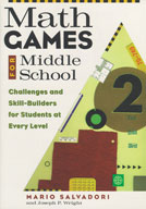 Math Games for Middle School: Challenges and Skill-Builders