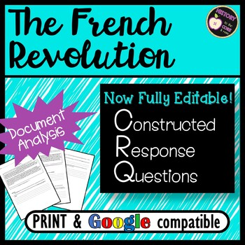 French Revolution Political Cartoons Worksheets Teaching