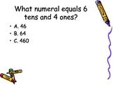 CRT - Math Review, 1st Grade