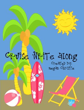 CRUISE Write Along to STAAR
