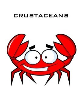 CRUSTACEANS (GRADES 2 - 4)