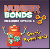 Number Bonds: Multiplication and Division to 99 (PC Version) [Single User License]
