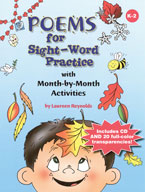 Poems for Sight Word Practice [Site License]