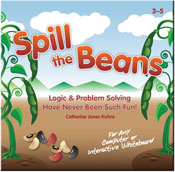 Spill the Beans for Interactive Whiteboard (PC Version) [Single User License]