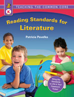 Teaching the Common Core: Reading Standards for Literature, Kindergarten (Site License)