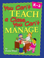 You Can't Teach a Class You Can't Manage [Single User License]