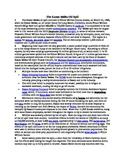 CSCOPE Unit 5B ELAR Test Review Student Edition