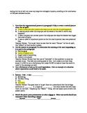 CSCOPE Unit 5B ELAR Test Review Teacher Edition