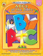 Abcs Of The Bible, Grades Pk - K