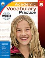 Academic Vocabulary Practice, Grade 5 (eBook)