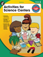 Activities for Science Centers, Grade 1