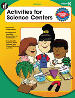 Activities for Science Centers, Kindergarten