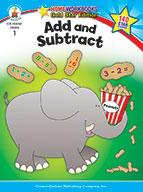 Add And Subtract, Grade 1 (ebook)