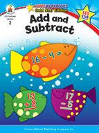 Add And Subtract, Grade 2 (ebook)