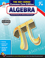 Algebra, Grades 7+ (eBook)