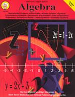 Algebra by Mark Twain Media