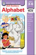 Alphabet, Ages 3-6